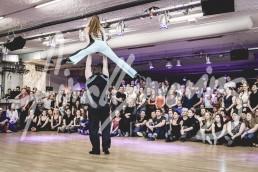 West Coast Swing Showcase with Tessa and Myles Munroe at Swingtzerland 2016 event