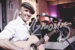 Live Music by Murray Hockridge at Swingtzerland 2016 West Coast Swing Dancing event