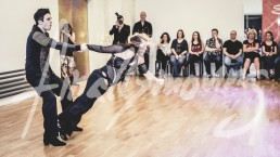 West Coast Swing Classics with Jordan Frisbee and Tatiana Mollman at Swingtzerland 2016 event