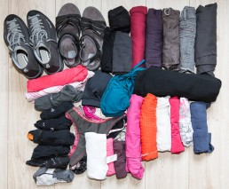 Packing it for Southeast Asia - Clothes